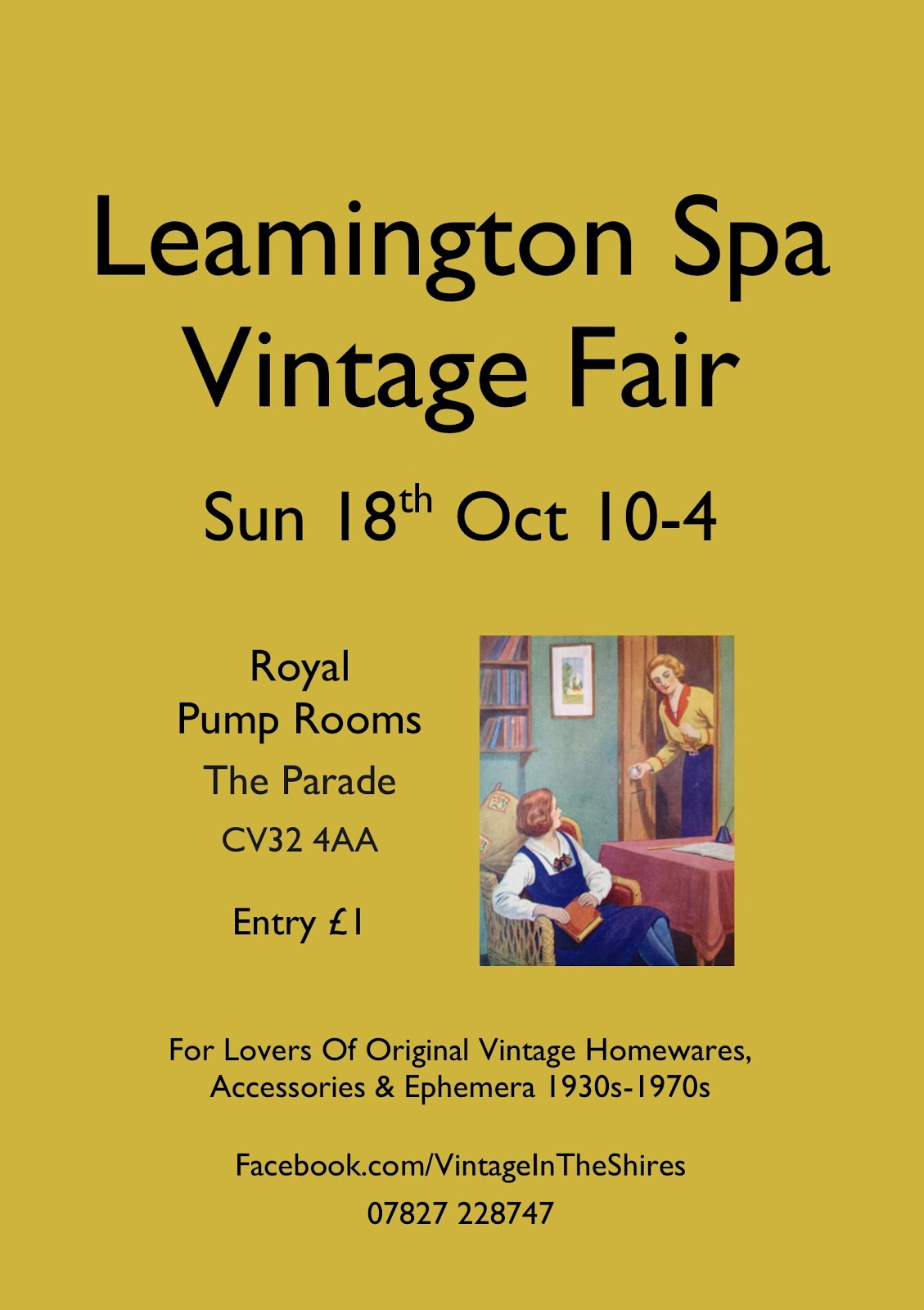 Leamington Vintage Fair