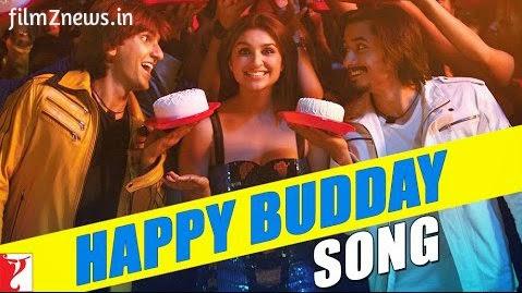 Happy Budday - Song - Kill Dil feat, Ranveer Singh, Ali Zafar & Parineeti Chopra