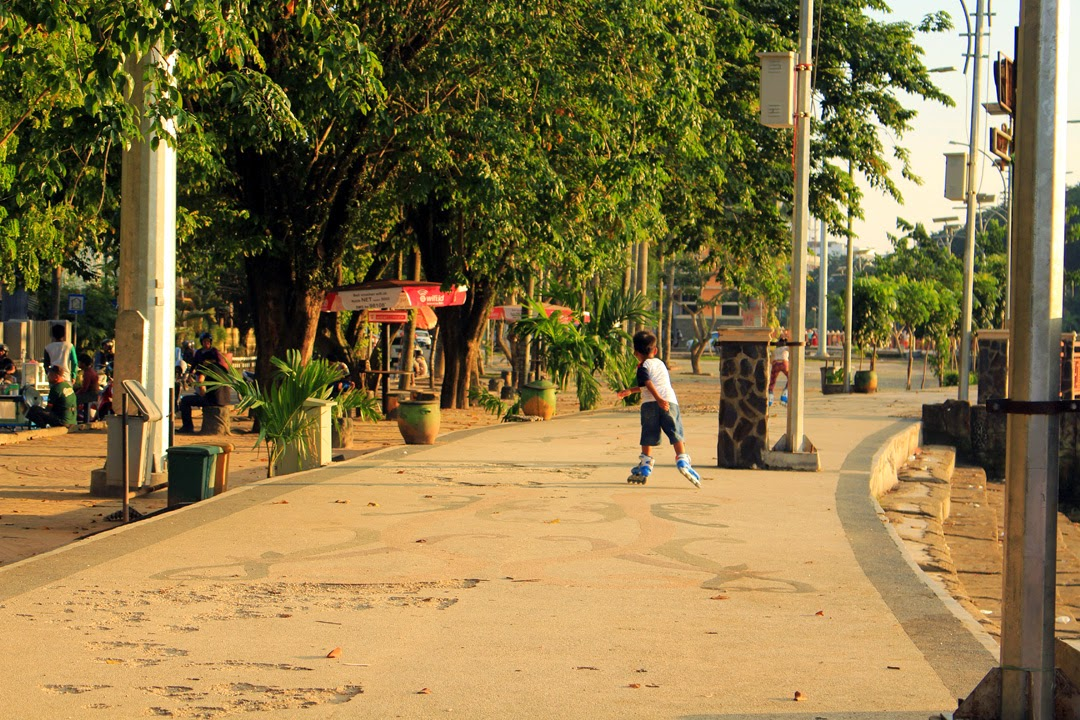 Taman Siring Banjarmasin
