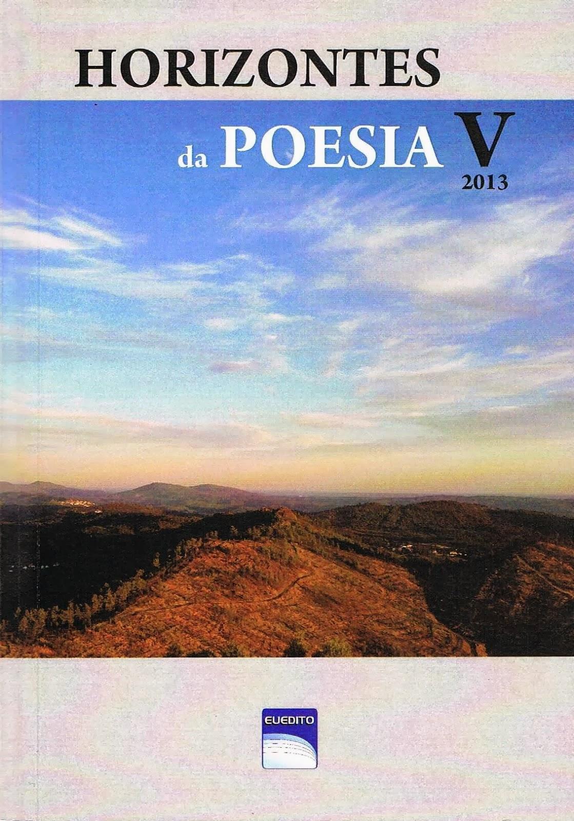 """Horizontes da Poesia V"" - 2013"