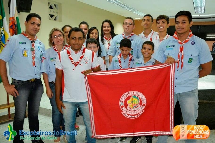 Grupo de Escoteiros Francisco Renniê tem nova Direção