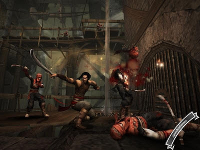 Prince of Persia 2 Warrior Within Screenshots