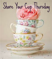 I'd love for you to join me for my Share Your Cup Thursday Link Party!