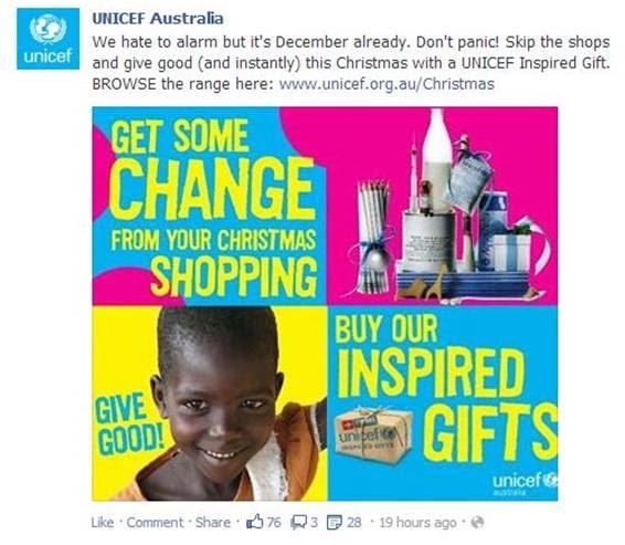 Matthew Cai Work Showreel: UNICEF Australia - UNICEF Inspired Gifts ...