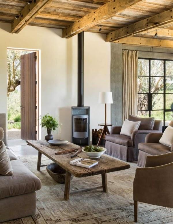 Eccezionale Mix di stili per la casa di campagna - Case e Interni YJ42