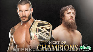 Watch Night of Champions 2013 Daniel Bryan vs Randy Orton Match Results