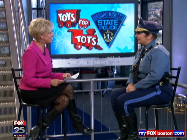 Toys For Tots Mission Statement : The appreciation of booted news women kim carrigan