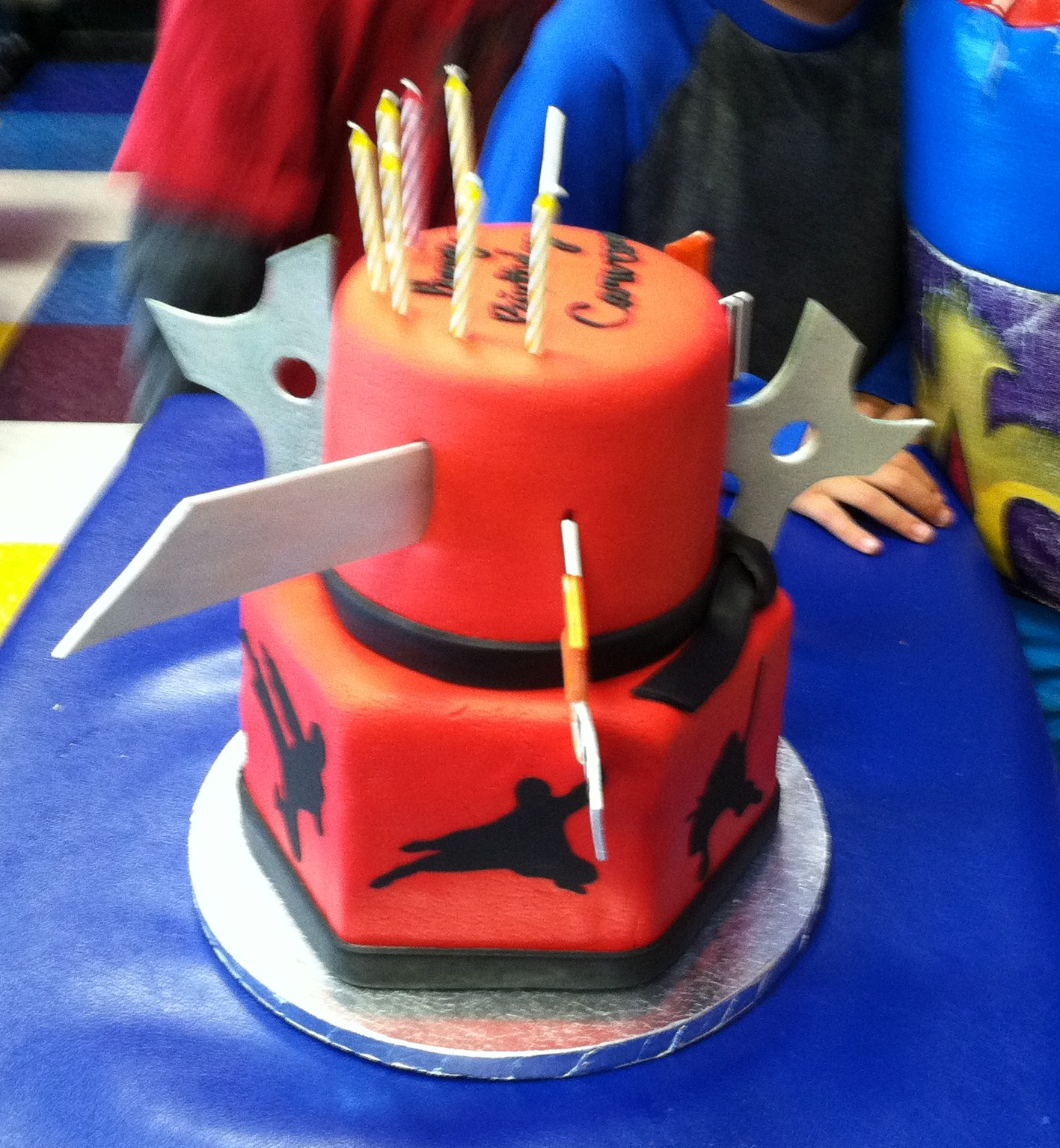 Ninja Cake Cake Ideas And Designs