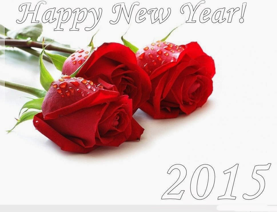 Latest Beautiful Happy New Year Cards 2015 – Free Photo Cards FOr HD