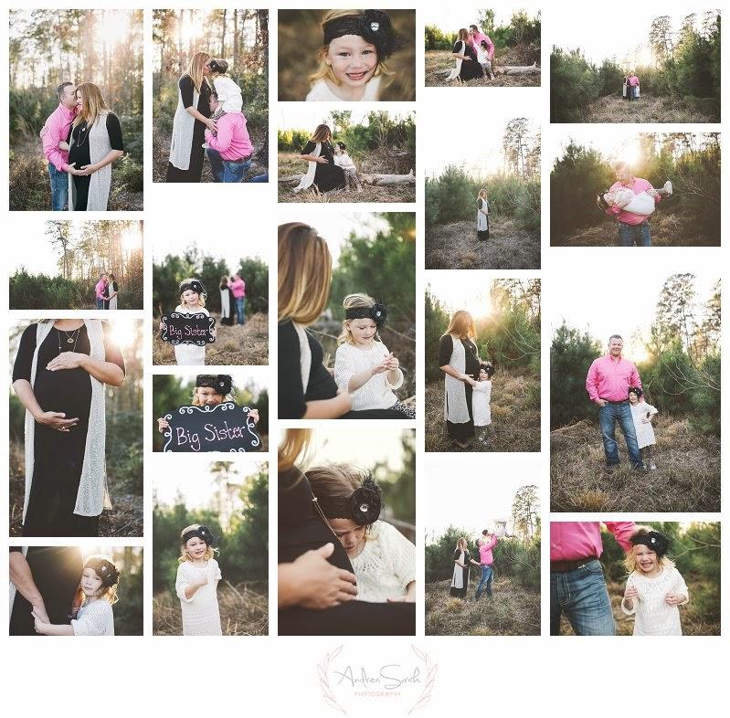 Conroe Maternity and Family Photography