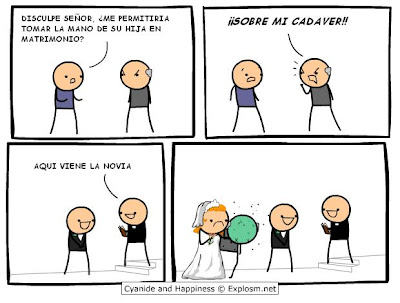 imagenes Cyanide and Happiness