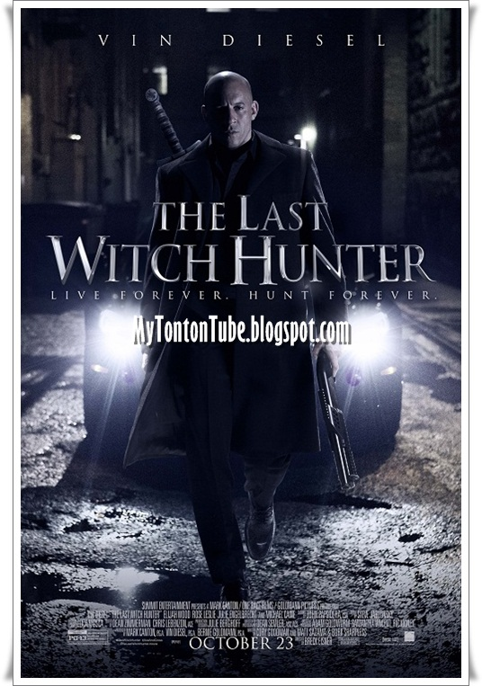 The Last Witch Hunter (2015)  - Full Movie