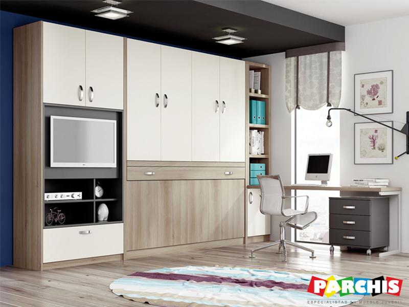 Parchis mueble juvenil e infantil ideas para decorar un - Ideas decorar dormitorio juvenil ...