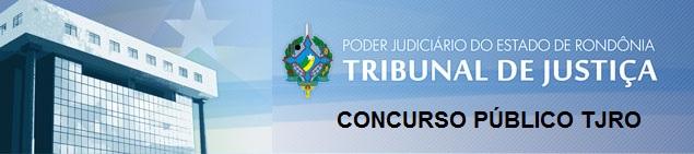 Apostila Concurso Tribunal de Justiça de Rondônia (TJRO2015) Técnico Judiciário e Analista Judiciário