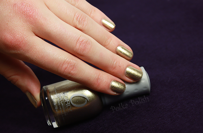 Swatch: ORLY Luxe