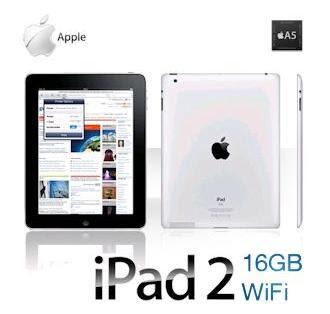 Apple iPad 2 16 GB Wifi bei iBood für 335,90 Euro