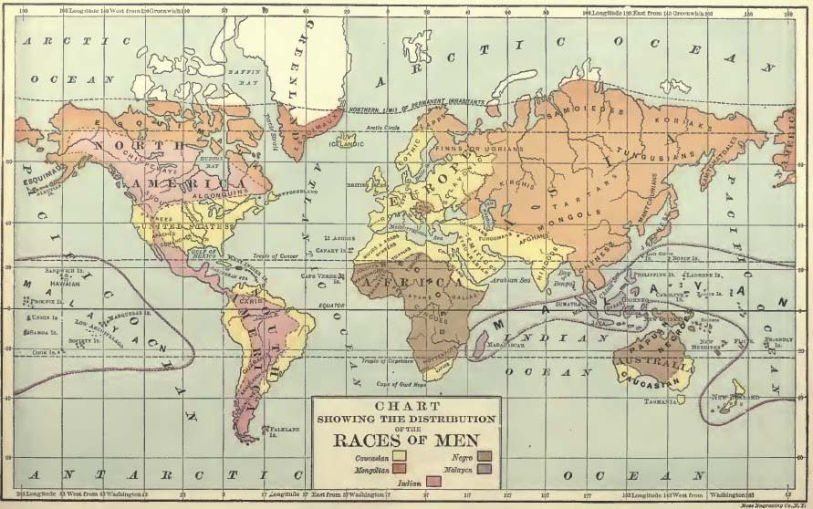 1948 World Map.Bursting With Pride U S Geography Textbooks 1814 1948 Part 1