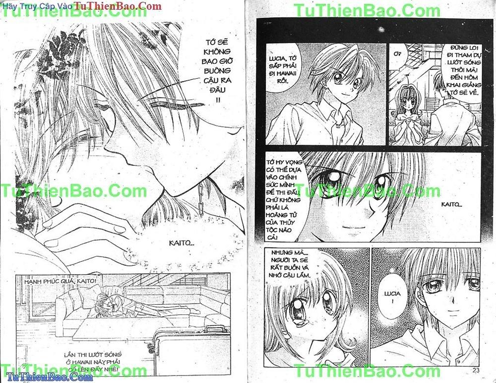 Viên Ngọc Nàng Tiên Cá Chapter 5 - Trang 10