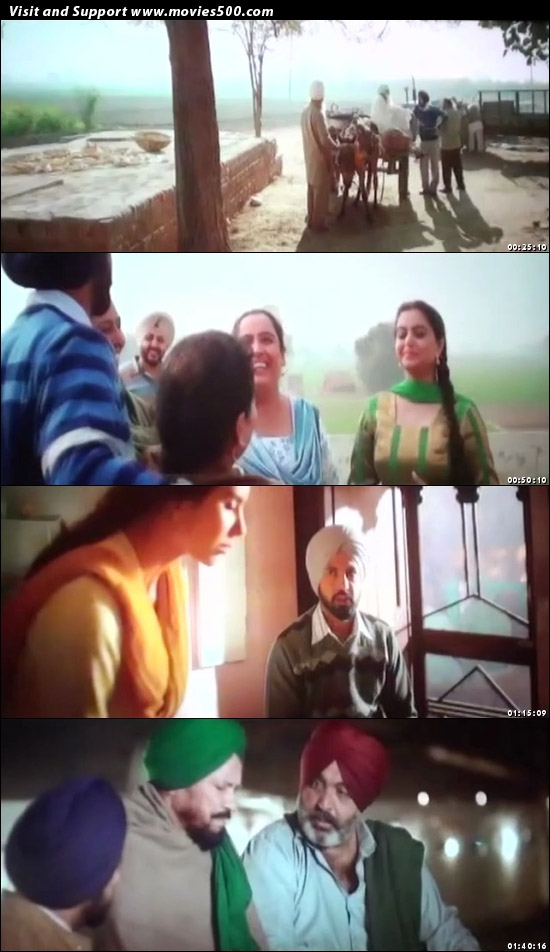 Manje Bistre 2017 Punjabi Movie HD DVD Quality Free Download at movies500.com
