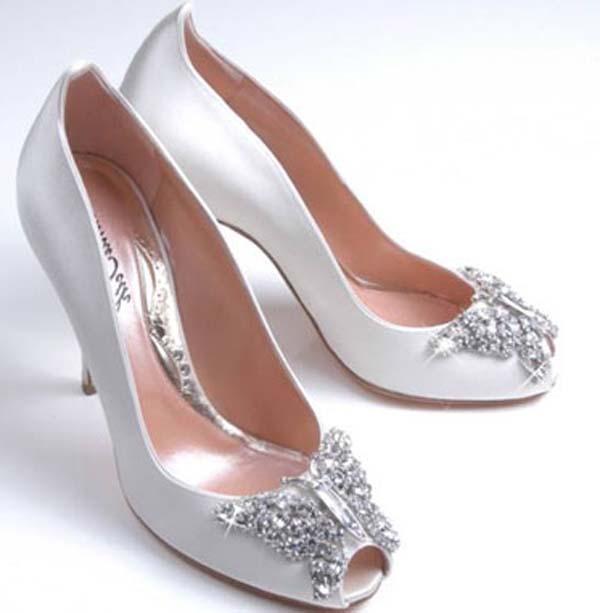 Swarovski Crystals Weding Shoes 027 - Swarovski Crystals Weding Shoes