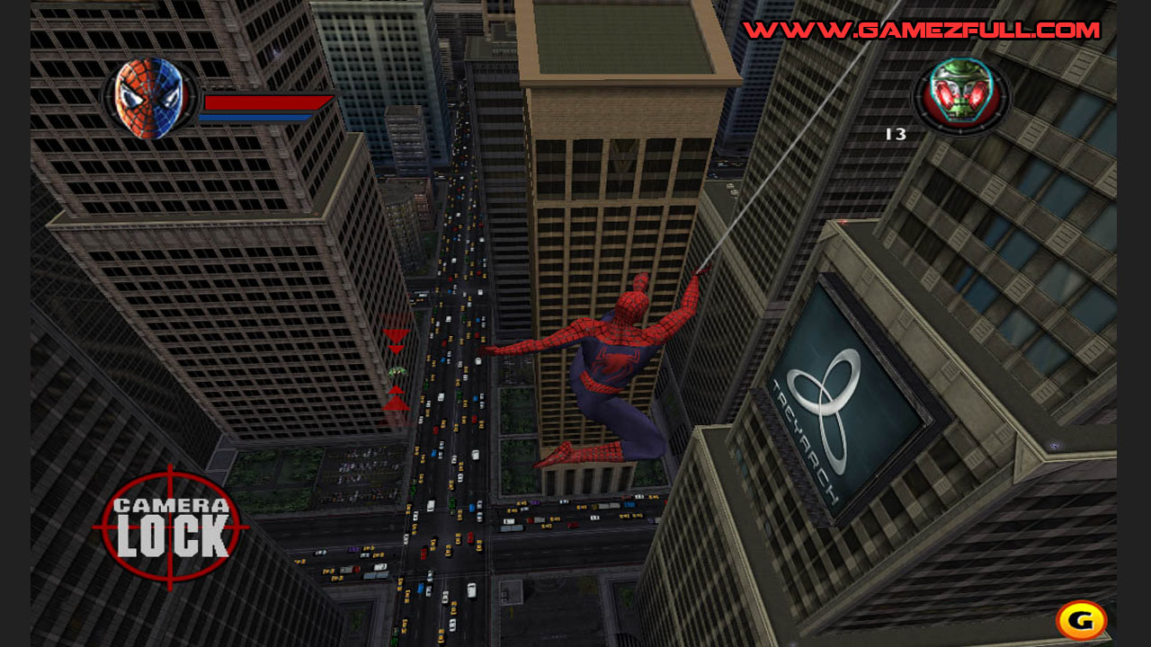 descargar spiderman the movie game pc