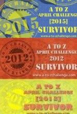 A-Z Survivor Badge!