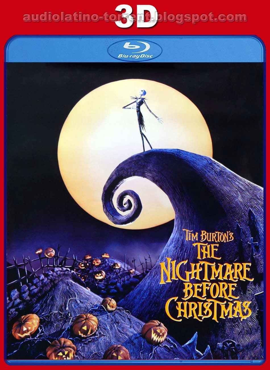The Nightmare Before Christmas (1993) 3D