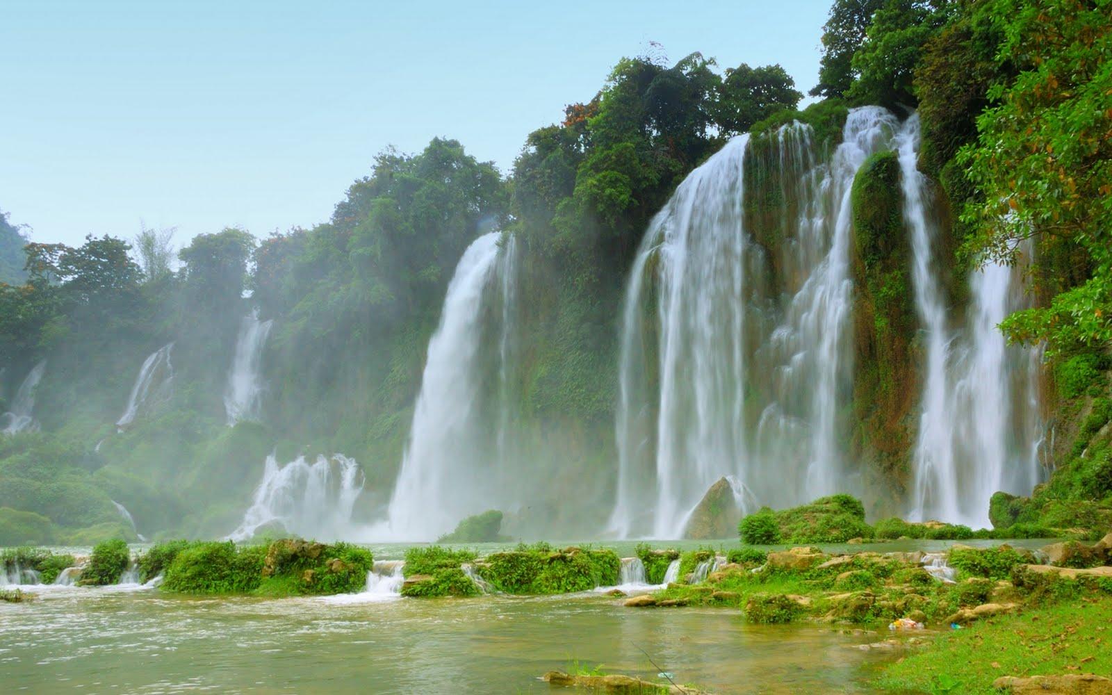 Las cascadas más famosas del mundo