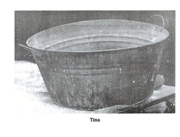 Baño De Bebe En Regadera:baño (para lavar ropa)