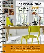 De nieuwe organizing agenda is weer verkrijgbaar
