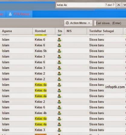 Manfaat tombol Ctrl + f untuk mencari atau menghitung pada layar ...