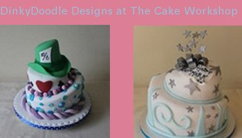 Mums Who Bake Cake Decorating Classes