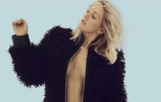 Ellie Goulding presentó un adelanto de su nuevo single 'On My Mind'