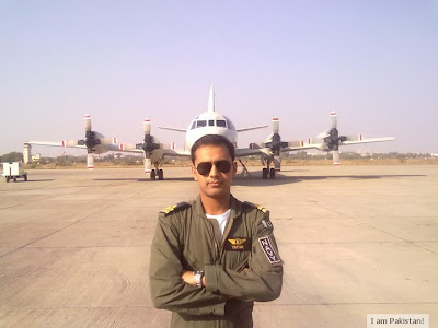 Lt. Yasir Abbas's Last Status Update on Facebook