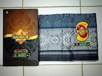 Sarung Wadimor Jacquard Lux Kawung