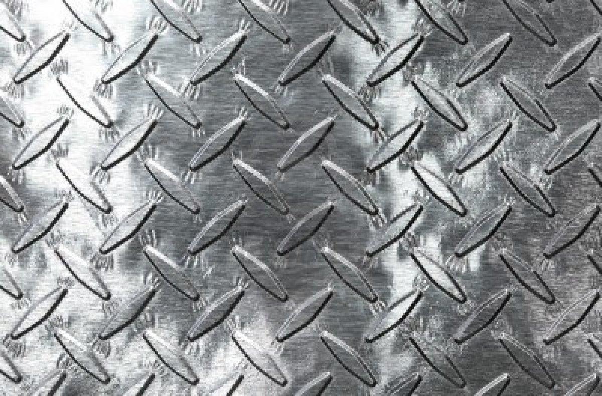 Steel Checker Plate