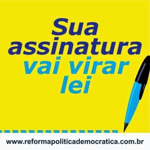 Reforma Política e Eleições Limpas