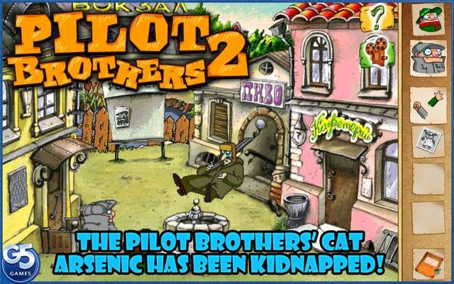 Pilot Brothers 2 full apk game