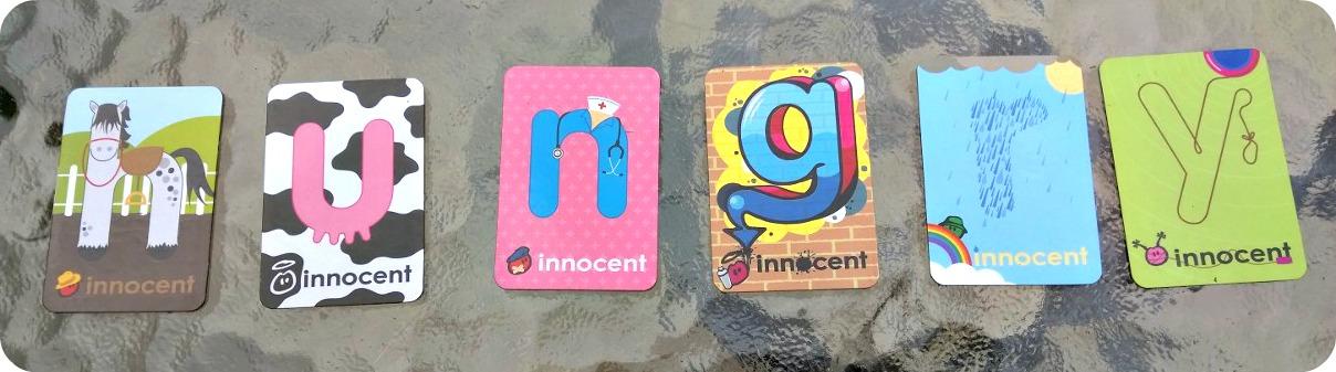 Innocent Alphabet Champions H