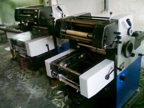máy in offset 1 màu