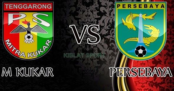 Jadwal & Hasil Pertandingan Mitra Kukar VS Persebaya, Babak 8 Besar ISL 2014