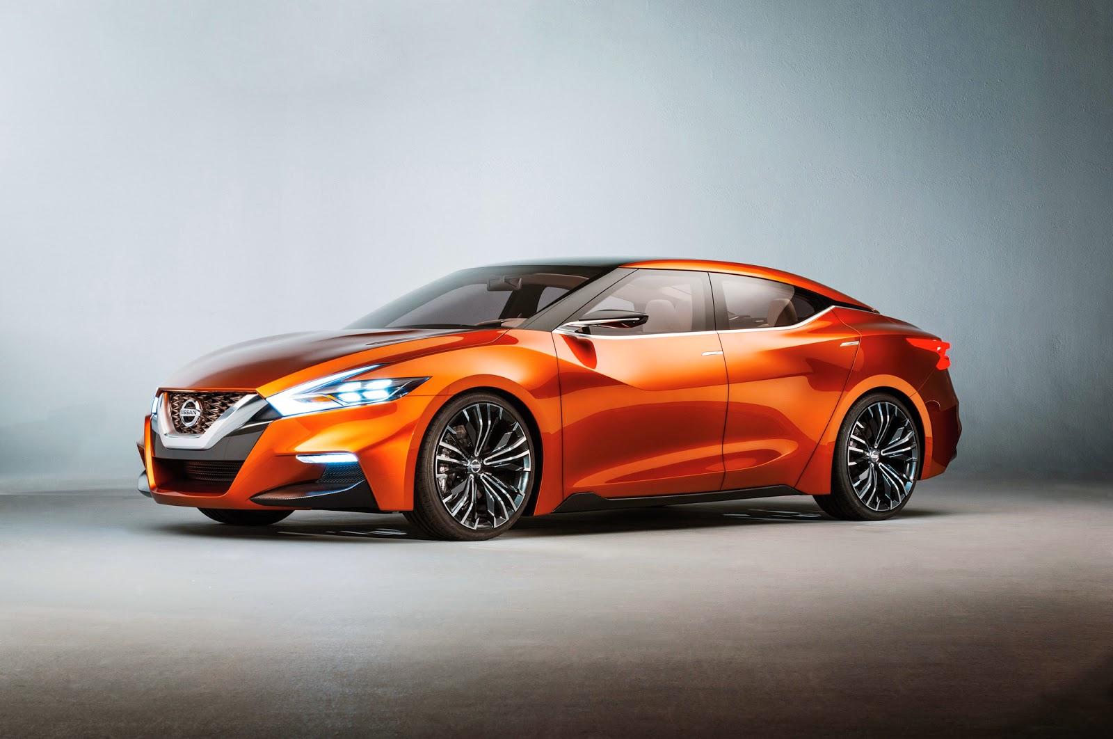 Nissan Sport Sedan Concept Ssc