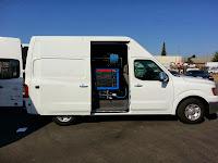 Vacaville Nissan Fleet NV Cargo Van With Carpet