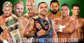 2012 Money in the Bank Winner for World Heavyweight Championship