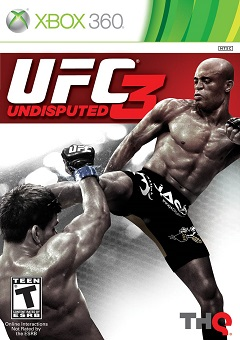 UFC Undisputed 3 [Jtag/RGH] - Download Game Xbox New Free