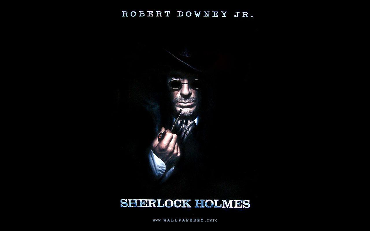 Sherlock Holmes Wallpaper Hd
