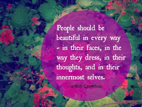Quote about inner beauty