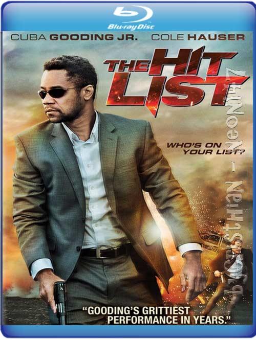 La Lista De La Muerte (The Hit List) (Español Latino) (BRrip) (2011)