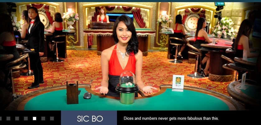 mansion online casino sic bo