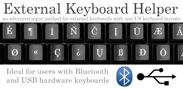 External Keyboard Helper Pro v5.5 APK